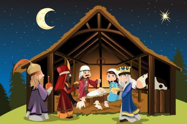 kristendom  helligtrekonger  stald  shutterstock 85944607 01