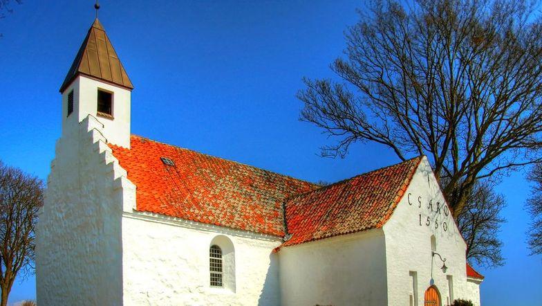 Kirken som bygning