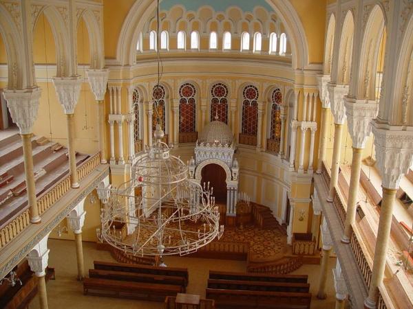 Synagoge russisk  c  Chaim Danzinger  2006